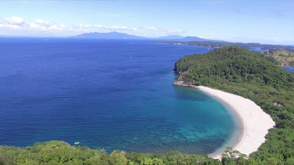 Puerto galera bay for 3 bays